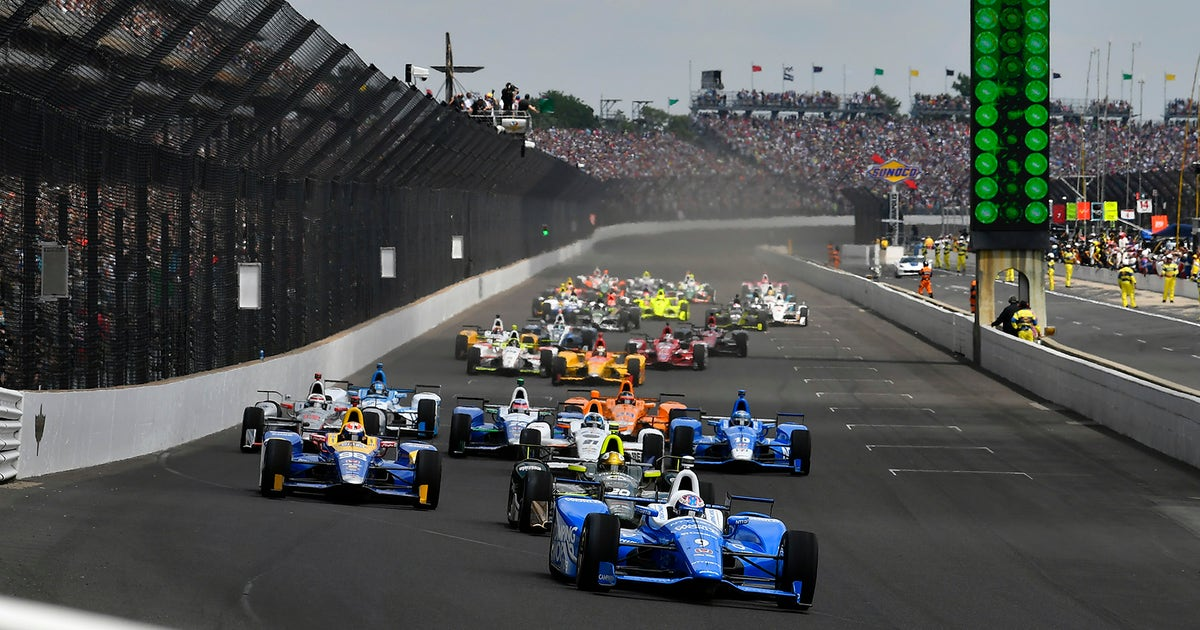 Here's how much money each driver received at the Indianapolis 500 | FOX Sports