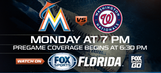 Preview: Marlins kick off homestand against first-place Nationals