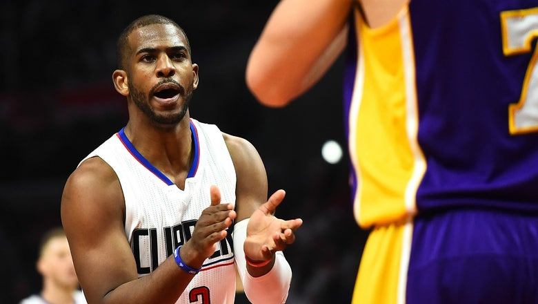 Skip Bayless explains why he doesn't want Chris Paul to chase a ring with the Spurs