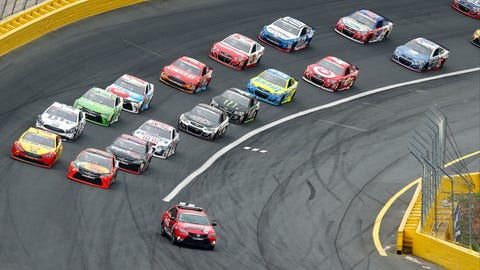 NASCAR hopes softer tires return the magic to All-Star race