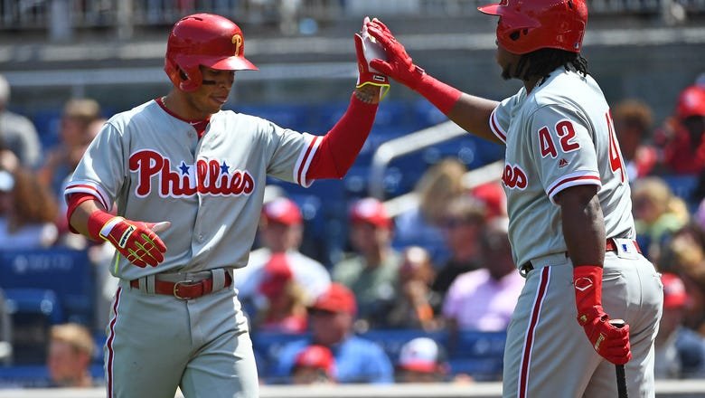 Phillies 2nd Baseman for the 2018 Whiz Kids