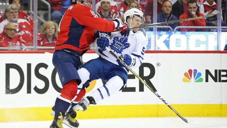 2017 Stanley Cup Playoffs: Toronto's Playoff Problems