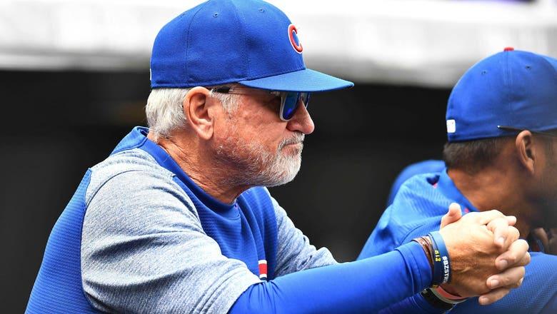 Chicago Cubs: Kyle Schwarber should be batting ninth