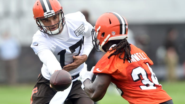 Cleveland Browns: Brock Osweiler doesn't lack confidence