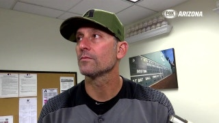 Lovullo:  'There's a little bit of built-in frustration'
