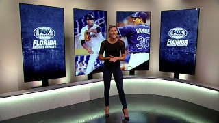 Florida Midday Minute: Rays host Angels, Marlins at A's, Magic transform front office