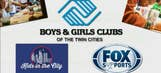 FOX Sports North celebrates Boys & Girls Clubs of the Twin Cities