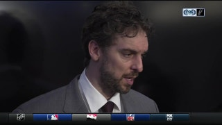 Pau Gasol: Everyone respects a player like Manu Ginobili