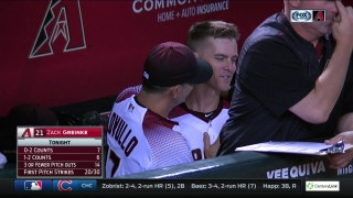 Highlights: Greinke at his efficient best in 12-strikeout win over White Sox