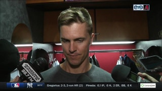 Zack Greinke: Everything was working