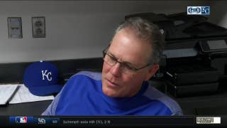 Yost impressed by Royals' comeback performance