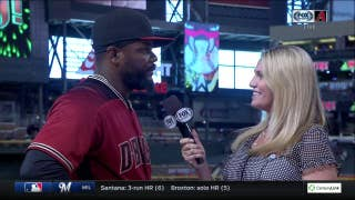 Fernando Rodney: We want to keep rolling