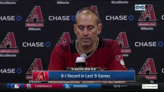 Torey Lovullo: I believe in our guys in any situation against any matchup