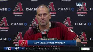 Torey Lovullo: 'Resist doing anything differently'