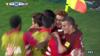 Josh Sargent scores beauty for USMNT U-20s