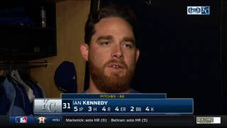 Kennedy hoping to build off late success against Indians