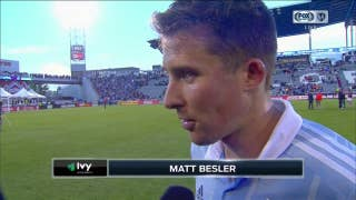 Matt Besler on Sporting KC loss: 'It's just an unfortunate result'