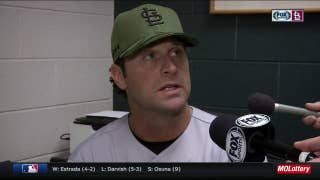 Matheny on Wong's injury: 'A little concerning that it's popped up again'