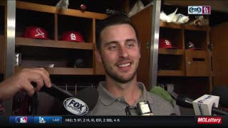 DeJong enjoying home crowd: 'Busch Stadium was all I expected it to be'