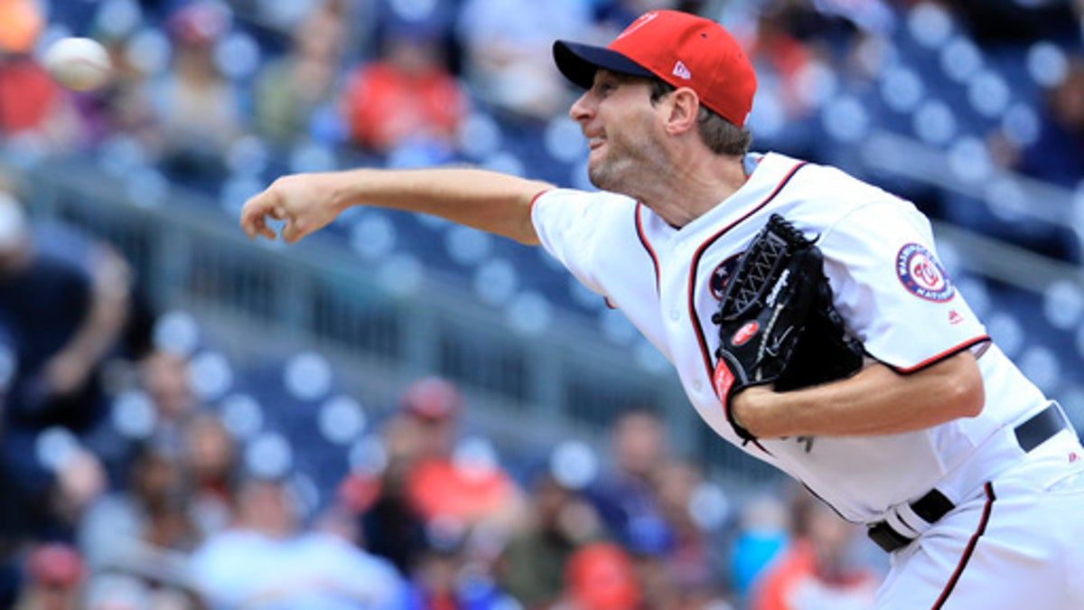 Scherzer faces the Padres, while the Cardinals start a weekend at Coors