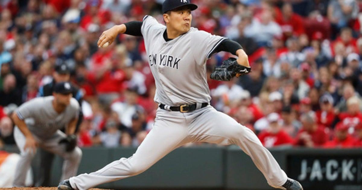 No snoozing: Yankees pull all-nighter, beat Reds 10-4 (May 08, 2017)