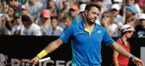 Nadal beats Sock to reach Italian Open quarterfinals