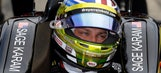 Bourdais posts fastest lap of week in Indy 500 practice