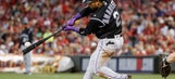 Amarista knocks in 4, Rockies overpower slumping Reds 12-6 (May 19, 2017)
