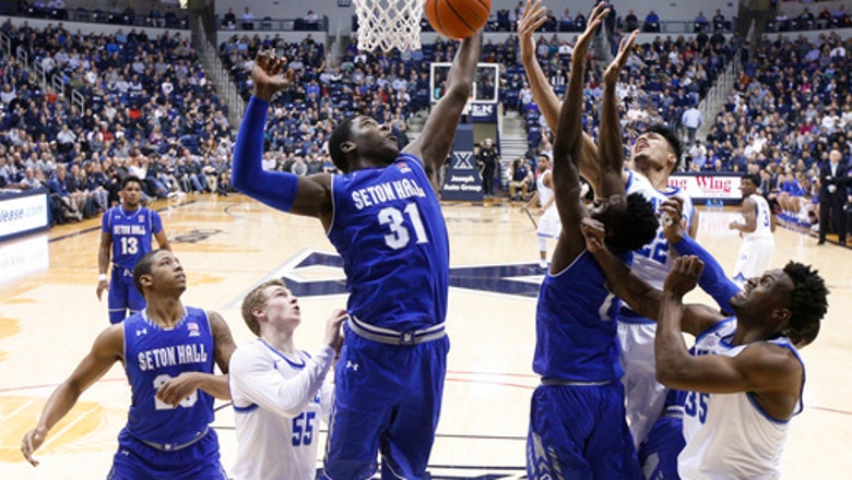 Seton Hall center Angel Delgado returning for senior season