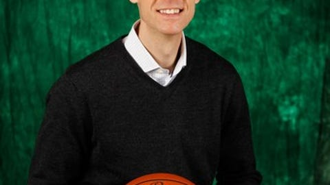ST. FRANCIS, WI - DECEMBER 10: Assistant General Manager Jeff Weltman of the Milwaukee Bucks poses for a portrait during NBA Media Day on December 10, 2011 at the Cousin's Center in St. Francis, Wisconsin.  NOTE TO USER:  User expressly acknowledges and agrees that, by downloading and or using this photograph, User is consenting to the terms and conditions of the Getty Images License Agreement.  Mandatory Copyright Notice:  Copyright 2011 NBAE (Photo by Gary Dineen/NBAE via Getty Images)