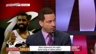 LeBron or Kyrie - Who was more impressive in Game 4 vs Celtics? | SPEAK FOR YOURSELF