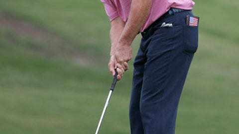 Now 50, Steve Stricker looks forward to playing in own tourney