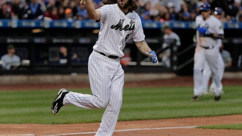 Mets 4, Brewers 2