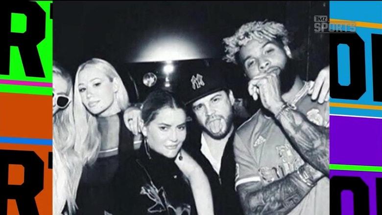 Iggy Azalea denies dating Odell Beckham Jr. | TMZ SPORTS
