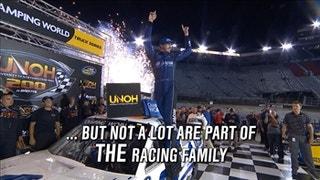 Ben Kennedy's Unannounced NASCAR Visitor