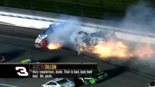 "Radioactive: Kansas - ""Holy (expletive), dude."" 