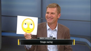 Emoji Analysis: Clint Bowyer | NASCAR RACE HUB
