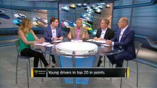 NASCAR'S Changing of the Guard | NASCAR RACE HUB