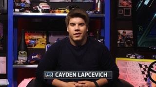 NASCAR Next Class Profile: Cayden Lapcevich