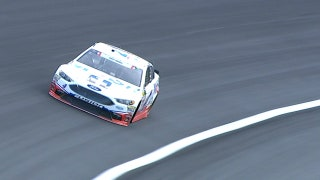 Kevin Harvick Wins Pole Position | 2017 CHARLOTTE | FOX NASCAR