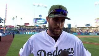 Chris Taylor 2-run homer, Dodgers Shutout Cubs Again