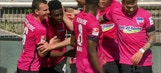 Jordan Torunarigha gives Hertha Berlin a 2-0 lead | 2016-17 Bundesliga Highlights