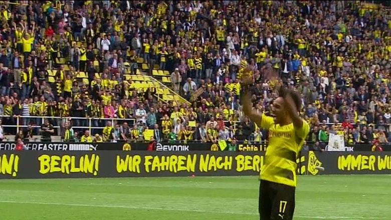 Borussia Dortmund vs. Werder Bremen | 2016-17 Bundesliga Highlights