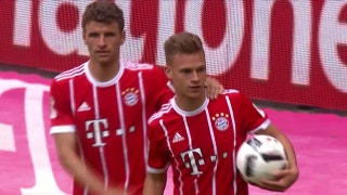 Bayern Munich vs. Freiburg | 2016-17 Bundesliga Highlights