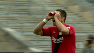 Hertha Berlin vs. Bayer Leverkusen | 2016-17 Bundesliga Highlights