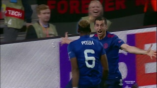 Mkhitaryan makes it 2-0 for Manchester Untied | 2016-17 UEFA Europa League Final Highlights
