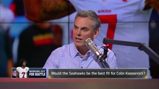 Colin Kaepernick's best fit may be with the Seattle Seahawks | THE HERD
