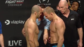 Volkan Oezdemir vs. Misha Cirkunov | Weigh-In | UFC ON FOX