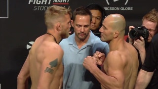 Alexander Gustafsson vs. Glover Teixeira | Weigh-In | UFC ON FOX