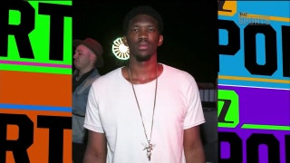 Joel Embiid is a huge fan of Vampire Diaries | TMZ SPORTS